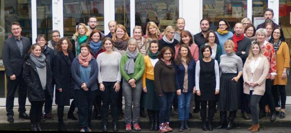 Kollegium des Studienseminars GHRF Frankfurt